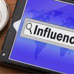 Influence voyante